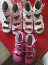 Woopy. Ортопедическая обувь на девочку. размер 32-33.