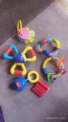 Погремушки грызуны игрушки для малышей