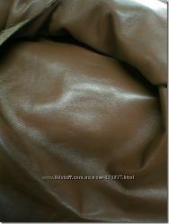 коричневый-кожа