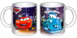 Чашка Мультфильмы - отличный подарок ребенку