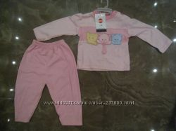 пижамки для девчушек