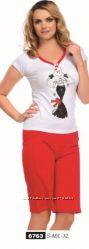Пижамы женские с бриджами  TM Sweet Dreams, BAYRAK, SXN, Shirly в наличии