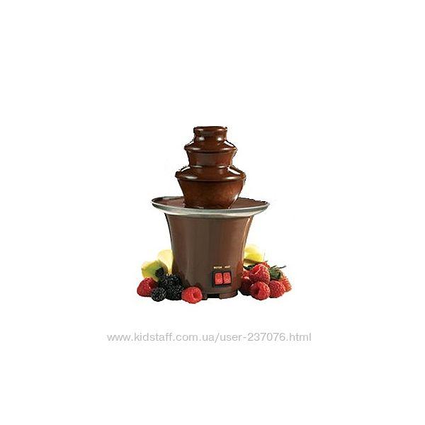 Мини шоколадный фонтан Chocolate Fountain