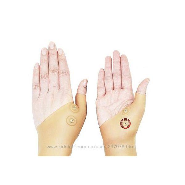 Компрессионный бандаж на запястье Magnetic Compression Wrist Support
