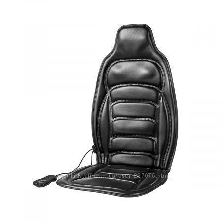 Кожаная массажная накидка Massage Cushion