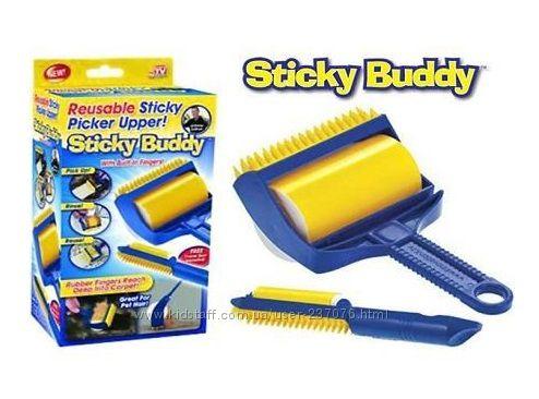 #1: валики  Sticky Buddy