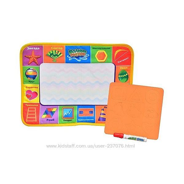 Коврик для рисования Doodle Water Magic Playmat 35x26 см