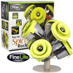 Баночки для специй Pop Up Spice Rack