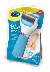 Роликовая пилка Scholl Velvet Smooth