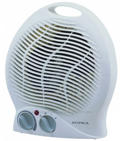 Вентилятор с нагревом Atlanta 2000 Ватт