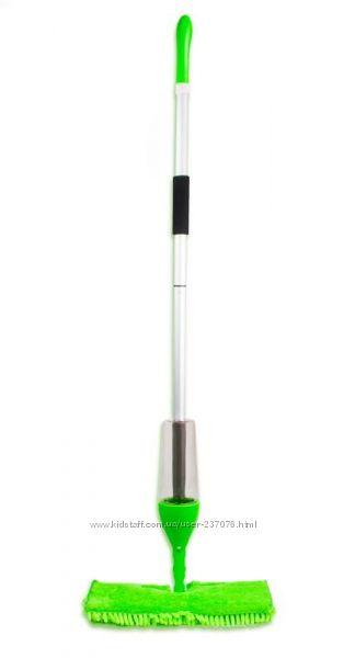 Швабра с распылителем для влажной уборки Healthy Spray Mop