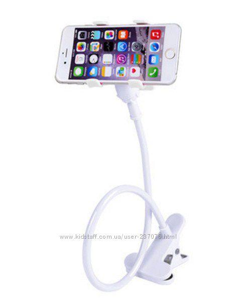 Держатель прищепка для смартфона Mobile Phone Holder
