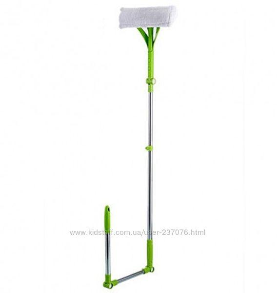 Швабра для мойки окон High-rise Cleaning Glass Mop