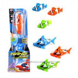 Рыбка для ванной на батарейках Robo Fish