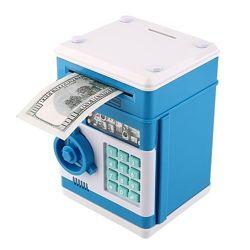 Детская копилка банкомат Number Bank