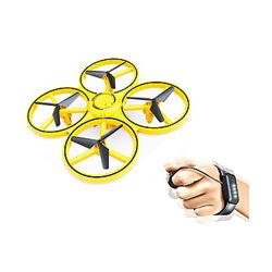 Детский квадрокоптер с сенсорным управлением Tracker Quadcopter CX-49