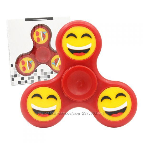 Спиннер пластиковый Fidget Spinner