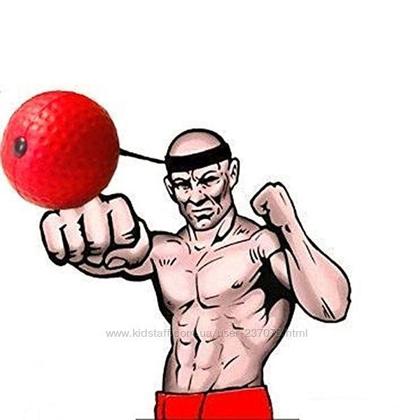 Тренажер боксерский мячик Fighter