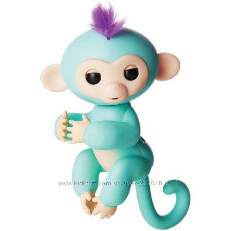 Игрушка обезьянка на палец Fingerlings