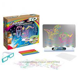 Доска для рисования Magic Drawing Board 3D