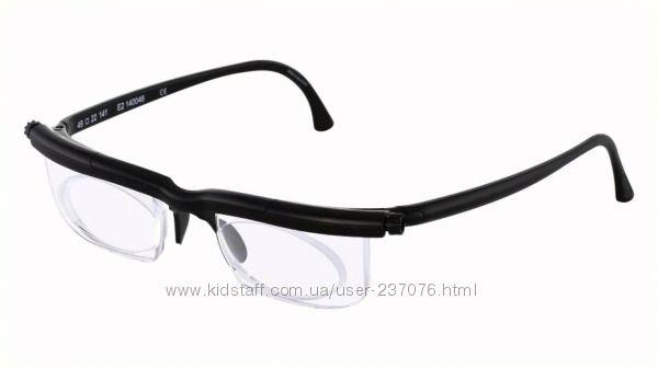Очки с увеличительным стеклом Dial Vision