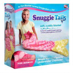 Детский плед русалка Snuggie Tails Mermaid