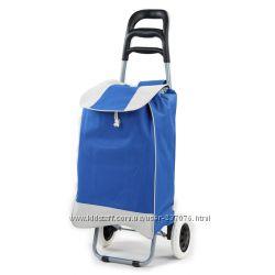 Хозяйственная сумка на колесах Кравчучка