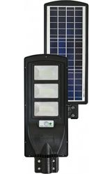 Уличный фонарь на столб с датчиком Led Solar Street Light 120 LED