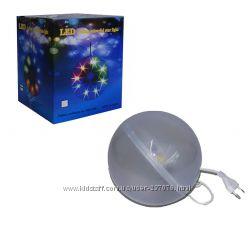 Светодиодный диско шар LED Ceiling Colourful Star Light 20
