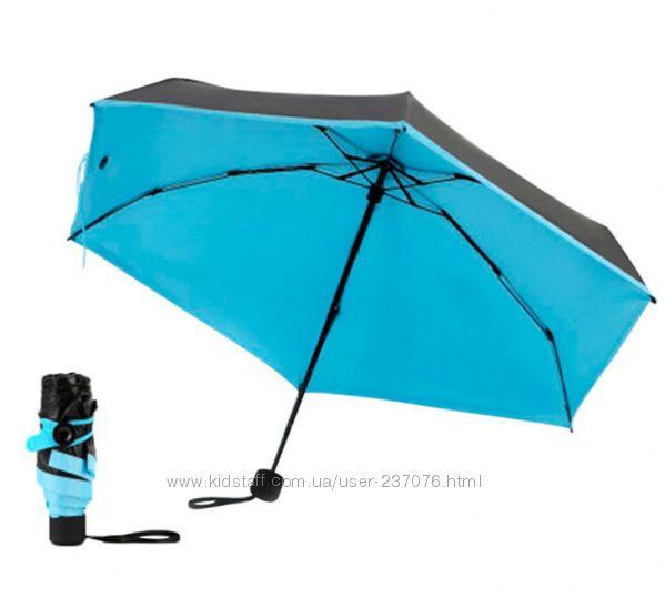 Компактный мини зонт Mini Pocket Umbrella