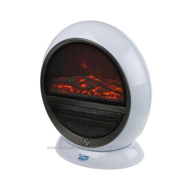 Тепловентилятор камин Saya FL-1500