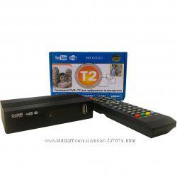 Цифровой тюнер для телевизора DVB-T2