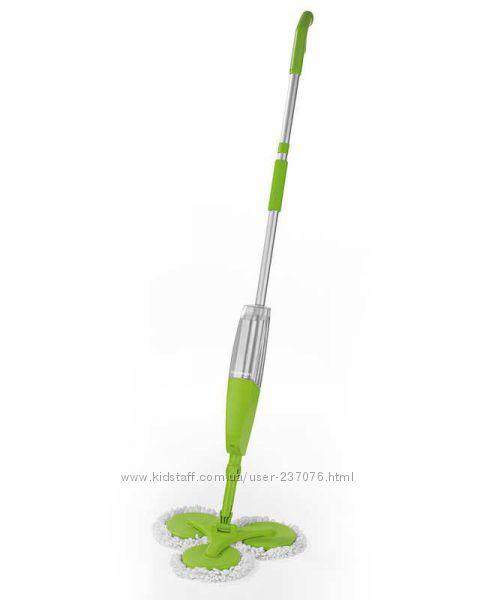 Микрофибровая швабра Cleanmaxx Spray Mop