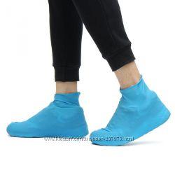 Силиконовые бахилы для обуви Йети
