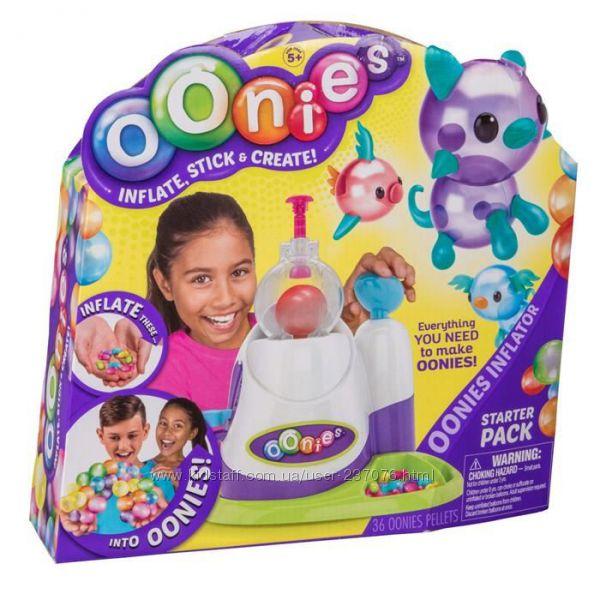 Набор для создания надувных игрушей Oonies Starter Pack