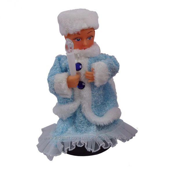 Новогодняя поющая Снегурочка