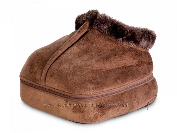 Массажная подушка с грелкой для ног Wellneo 2in1 Shiatsu Warm Massager