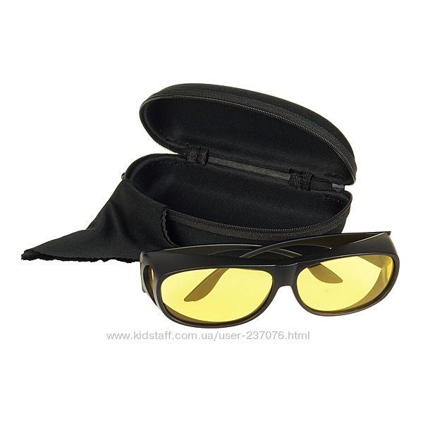 Водительские очки антифары HD Vision  чехол