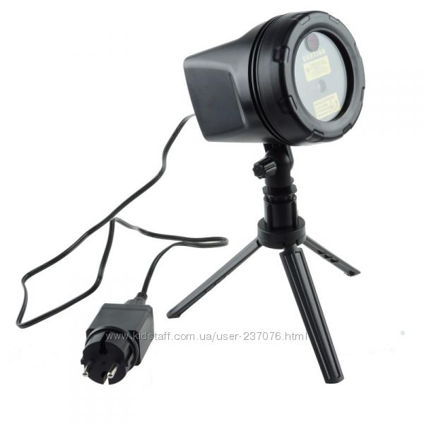 Лазерный проектор со штативом Star Sky