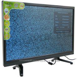 Телевизор с T2 тюнером LED Backlight TV L22