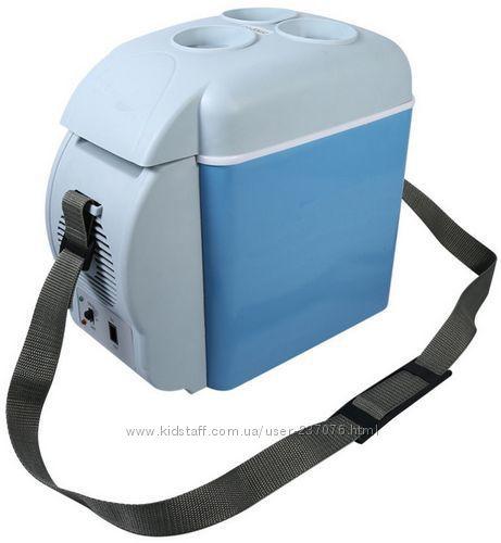 Автомобильный холодильник Portable Electronic 7. 5L