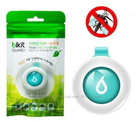 Клипса для защиты от комаров Bikit Guard
