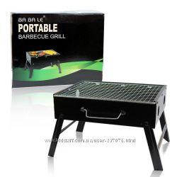 Раскладной мангал для гриля Portable Barbecue Grill