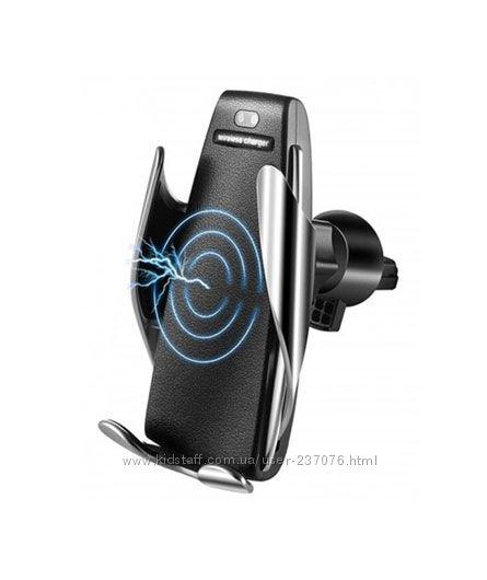 Автомобильный держатель с зарядкой Penguin Smart Sensor S5