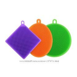 Кухонные силиконовые губки Better Sponge