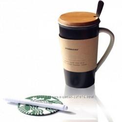 Подарочная чашка с маркером Starbucks Memo
