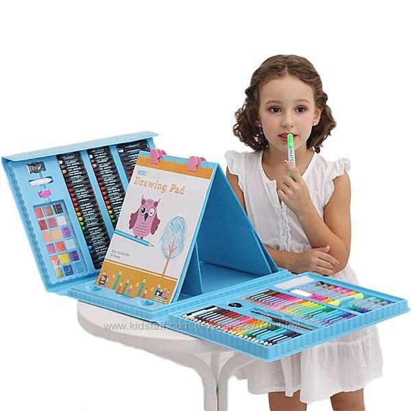Детский набор для рисования Super Mega Art Set 176 предметов