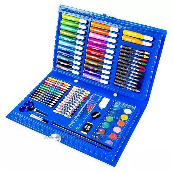 Детский набор для рисования 86 предметов