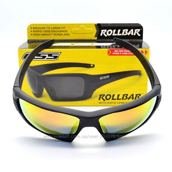 Очки со сменными стеклами ESS Rollbar