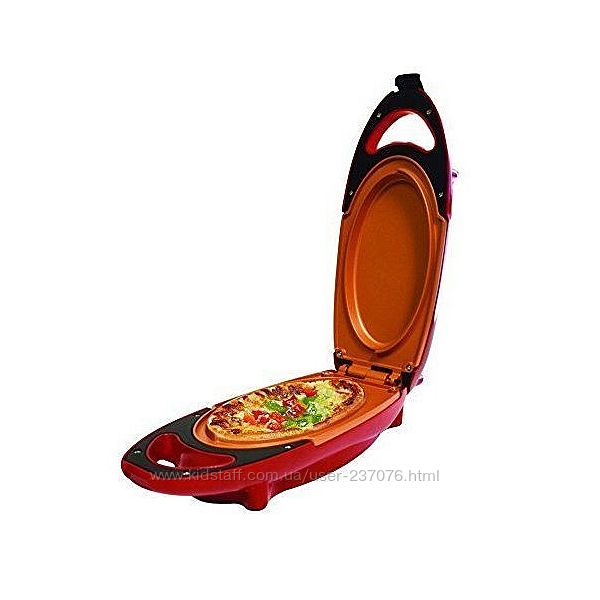 Овальная электросковорода Red Copper 5 Minute Chef